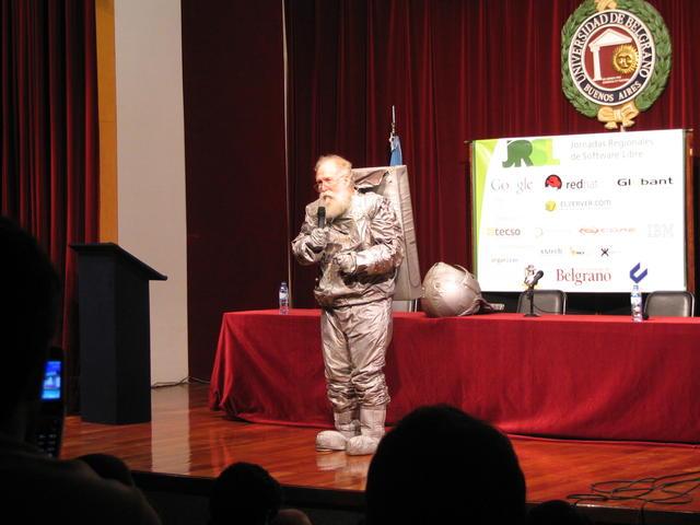 MadDog  Astronauta