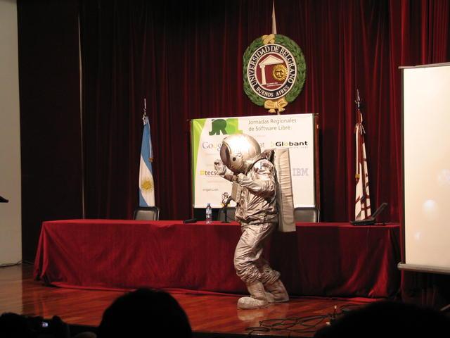 MadDog  Astronauta  III