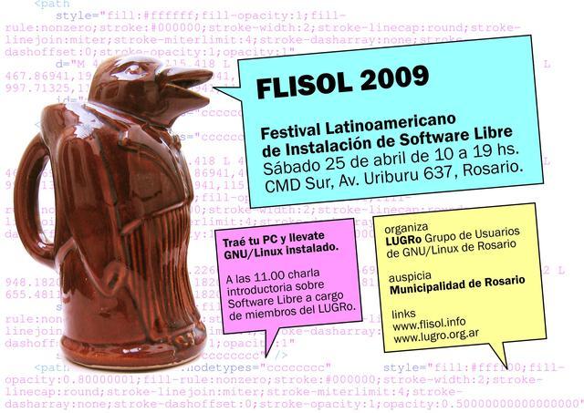 Flisol 2009 Rosario - RGB