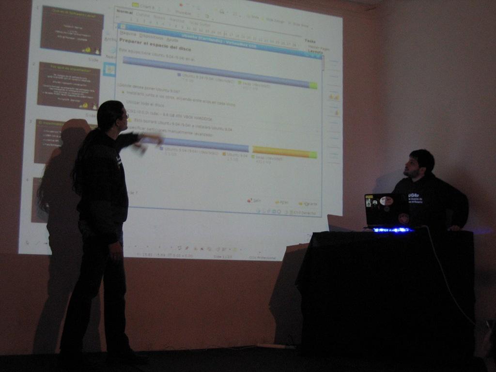 Instalación de Ubuntu